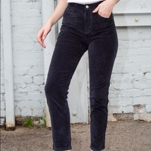 Denim - Brandy Melville corduroy pants